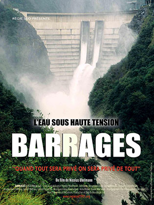 affiche Barrages