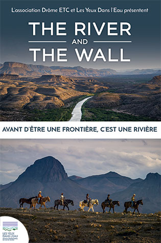 affiche The River and The Wall